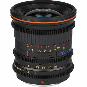 Tokina 11-16mm T3.0 with Micro Four Thirds Mount micro4/3