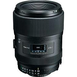 Tokina ATX-i 100mm f/2.8 FF Macro objektiv za Nikon FX (T510003iN)