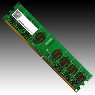 TRANSCEND JetRAM DDR2 (1GB,800MHz) CL5 Bulk