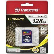 TRANSCEND Memory ( flash cards ) 128GB SDXC Class 10 SDXC Class 10
