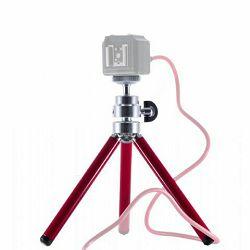 Triggertrap Mini Table Tripod Red 73-200mm stolni mini stativ s kuglastom glavom