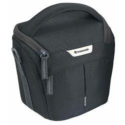 Vanguard LIDO 15 BK Black Shoulder Bag crna foto torba za DSLR fotoaparat