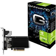 VC GAINWARD nVidia GeForce GT730, PCI-e, 1Gb DDR3/64bit, 902/900MHz, Dual-link DVI-D/HDMI/VGA