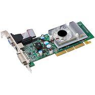 VC INNOVISION nVidia GeForce 6200 AGP, 300/553MHz, 512Mb DDR2/64bit, DVI+VGA+TV
