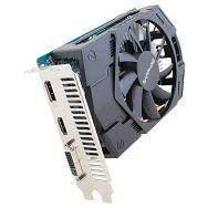 VC SAPPHIRE AMD Radeon FLEX R7 250X, PCI-E, 1G GDDR5/128bit,  1000MHz / 1200MHz,  DL-DVI-I+SL-DVI-D / HDMI / DP, 2 slot active, LITE