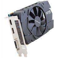 VC SAPPHIRE AMD Radeon HD7770 1G GDDR5 PCI-E HDMI / DVI-I / DP, 950MHz / 1125MHz, 128-bit, 2 slot active,LITE