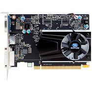 VC SAPPHIRE AMD Radeon R7 240 1G DDR3 PCI-E HDMI / DVI-D / VGA WITH BOOST, 780MHz / 900MHz, 64-bit, 1 slot active, LITE