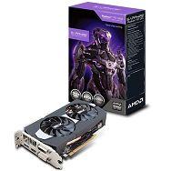 VC SAPPHIRE AMD Radeon R7 265 2G GDDR5/256-bit, PCI-E DVI-I / DVI-D / HDMI / DP DUAL-X, 900MHz (925MHz) / 1400MHz, 2 slot active cooling, dual fan, LITE