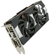 VC Sapphire AMD Radeon R9 270 2G GDDR5 PCI-E DVI-I / DVI-D / HDMI / DP DUAL-X WITH BOOST & OC VERSION LITE BF4 EDITION