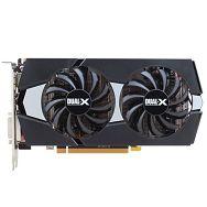 VC SAPPHIRE AMD Radeon R9 270X 2G GDDR5 PCI-E DVI-I / DVI-D / HDMI / DP DUAL-X WITH BOOST & OC VERSION, 1020MHz (1070MHz) / 1400MHz, 256-bit, 2 slot active, , LITE