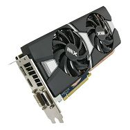 VC SAPPHIRE AMD Radeon R9 280 3G GDDR5 PCI-E DVI-I / DVI-D / HDMI / DP DUAL-X WITH BOOST (UEFI), 850MHz (940MHz) / 1250MHz, 384-bit, 2 slot active, FULL