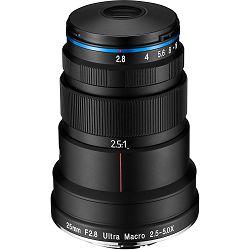 Venus Optics Laowa 25mm f/2.8 2.5-5x Ultra Macro širokokutni objektiv za Canon EF