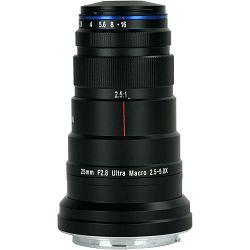 Venus Optics Laowa 25mm f/2.8 2.5-5x Ultra Macro širokokutni objektiv za Nikon Z