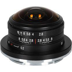 Venus Optics Laowa 4mm f/2.8 Fisheye objektiv za Fujifilm X