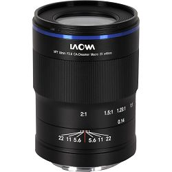 Venus Optics Laowa 50mm f/2.8 2X Ultra Macro objektiv za Olympus Panasonic MFT micro4/3