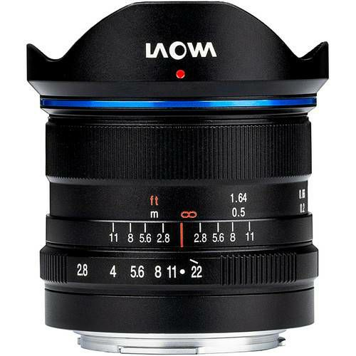 Venus Optics Laowa 9mm f/2.8 Zero-D ultra širokokutni objektiv za Olympus Panasonic MFT micro4/3