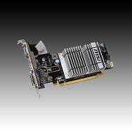 Video Card MSI ATI Radeon 5450 GDDR3 512MB/128bit, 650MHz/1200MHz, PCI-E 2.1 x16, HDMI, DVI, DisplayPort, Retail