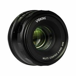 Voking 50mm F2.0 širokokutni objektiv za Fujifilm X-mount (VK50-2.0-F)