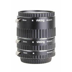 Voking macro prstenovi Auto fokus komplet za Sony Alpha DSLR 13mm, 21mm, 31mm (VKET3-S)