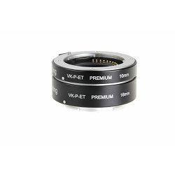 Voking macro prstenovi Auto fokus Premium komplet za Olympus Panasonic MFT micro4/3