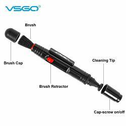 VSGO DDL-1 Professional Lens Pen L size + microfiber cleaning cloth olovka za čišćenje objektiva i mikrofibra krpica