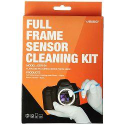 VSGO DDR-24 Full-frame Sensor Cleaning Rod KIT komplet za čišćenje senzora 12x swab štapići + 15ml tekućina