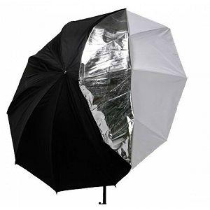 Weifeng bijeli difuzorski + reflektirajući 90cm 2u1 odvojivi foto studijski kišobran
