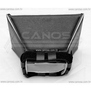 Weifeng difuzor mini softbox za blic bljeskalice Yongnuo Canon Nikon Metz Sony