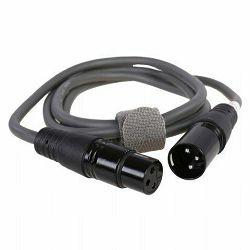 Weifeng kabel XLR Cable 3-Pin Male to Female 1.5m s 3-pinskim XLR muškim i ženskim konektorom