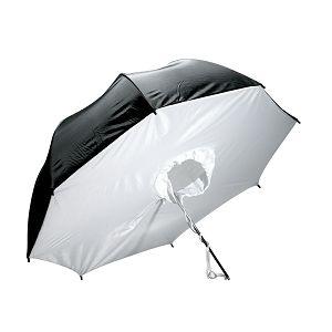 Weifeng reflektirajući brolly box 100cm studijski  - kišobran crni pozadina transparentna