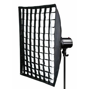 Weifeng Softbox 50x70cm + grid honeycomb pravokutni soft box 70x50cm + saće
