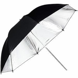 Weifeng srebreni reflektirajući 100cm foto studijski kišobran