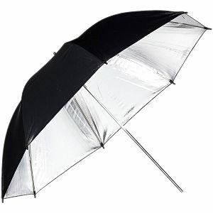 Weifeng srebreni reflektirajući 90cm foto studijski kišobran