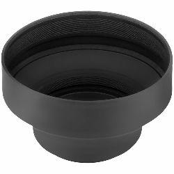 Weifeng univerzalno gumeno sjenilo lens hood za objektive s navojem 67mm