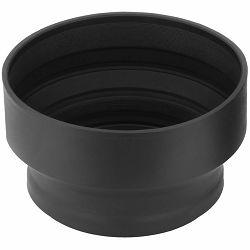 Weifeng univerzalno gumeno sjenilo lens hood za objektive s navojem 82mm