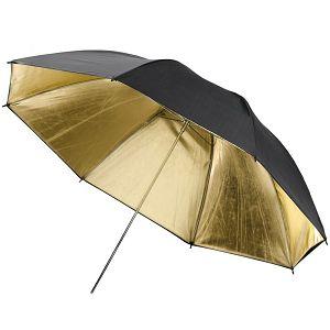 Weifeng zlatni reflektirajući 100cm foto studijski kišobran