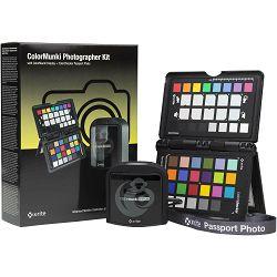 X-Rite ColorMunki Photographer Kit kalibrator monitora i ColorChecker (CMUNDISMSCCPP)