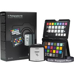 X-Rite i1 Photographer Kit kalibrator monitora i ColorChecker (EODIS3MSCCPP)