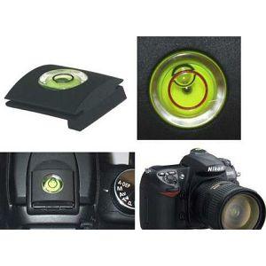 Yongnuo Hot shoe zaštita sa libelom za DSLR i mirrorless fotoaparate Canon Nikon Sony Fujifilm Fuji Olympus Pentax