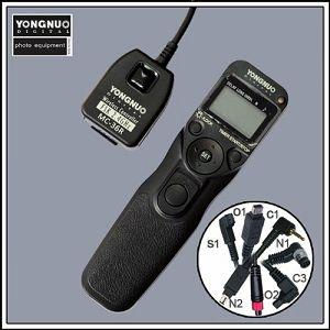 Yongnuo MC-36R N1 daljinski okidač za Nikon D5, D4s, D4, D3X, D3S, D3, D810, D800, D800E, D300S, D300, D700, D200, D1, D1h, D2, D2H, D2Hs, D2X, F6, F5, F100, F90, F90x