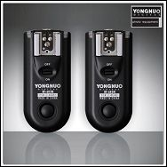 Yongnuo RF-603 C3 RF-603CX2-C3 Canon wireless flash trigger bežični okidač za bljeskalice RF603