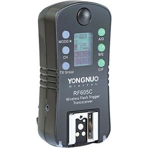 Yongnuo RF-605 Wireless Transceiver Kit Canon set of two RF-605-C II