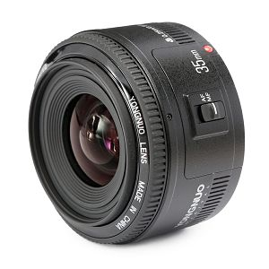 Yongnuo YN 35mm F2.0 objektiv za Canon