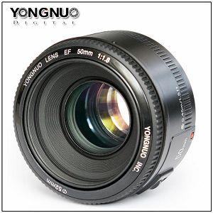 Yongnuo YN 50mm F1.8 objektiv za Canon YN50