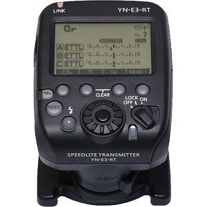Yongnuo YNE3-RT Speedlite Wireless Transmitter za Canon STE-3RT YN-E3-RT