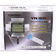 Yongnuo YN160 II YN-160 II YN-160-II Pro LED Video Light rasvjeta
