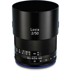 Zeiss Loxia 50mm f/2 FE objektiv za Sony E-mount (2103-748)