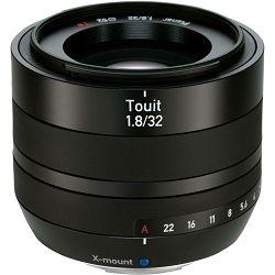 Zeiss Touit 32mm f/1.8 širokokutni objektiv za Fujifilm Fuji X-Mount (2030-679)