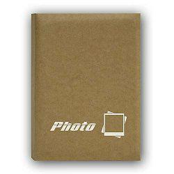 ZEP Insta Wide Natural 8.5x10.5cm 40 Photos Slip-In Album IS8540K smeđi foto album za 40 instant fotografija
