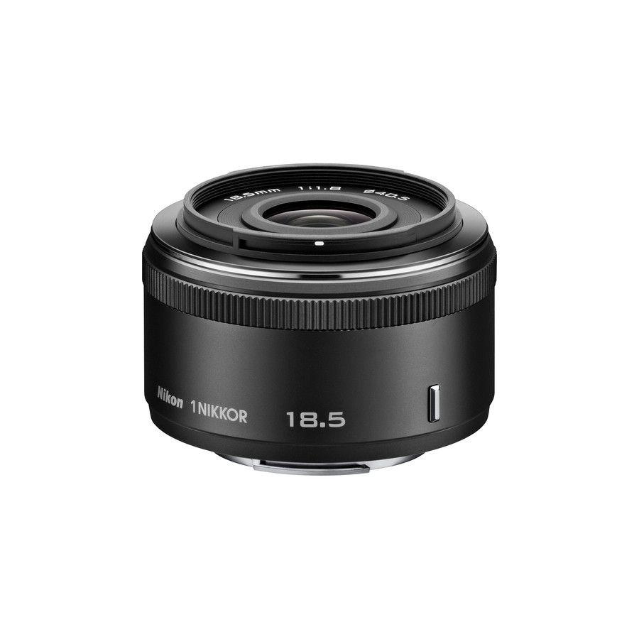 1 NIKKOR 18.5mm f/1.8 Black Nikon objektiv